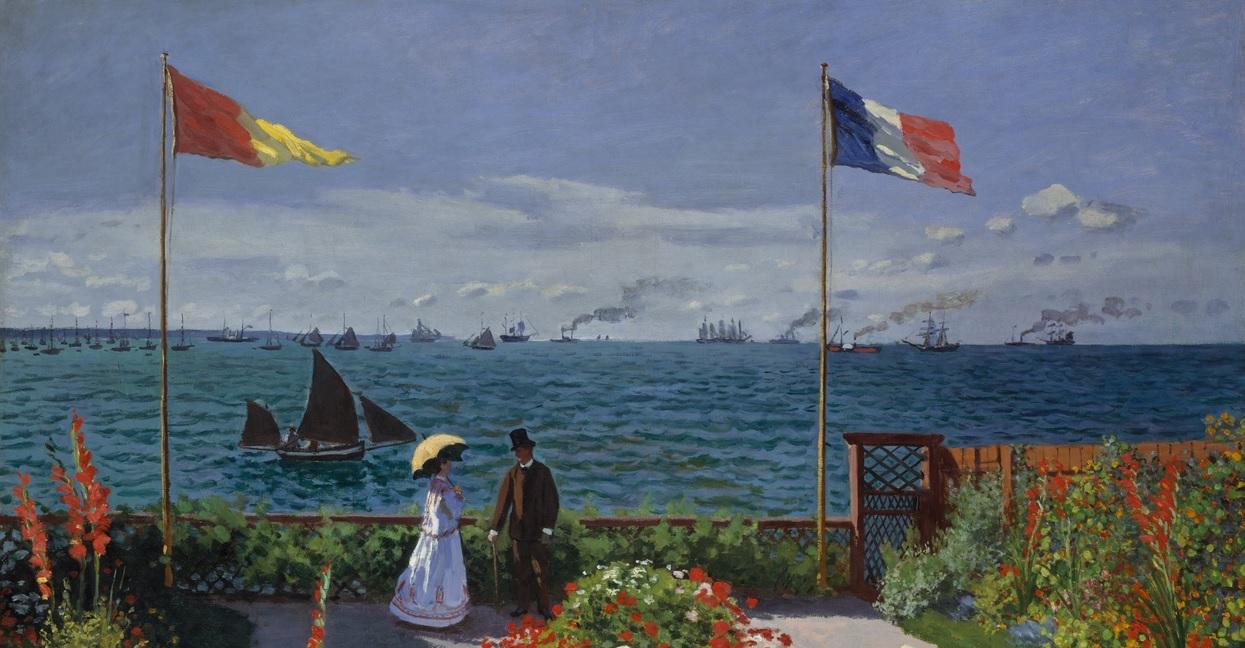 Het Frankrijk van de Impressionisten