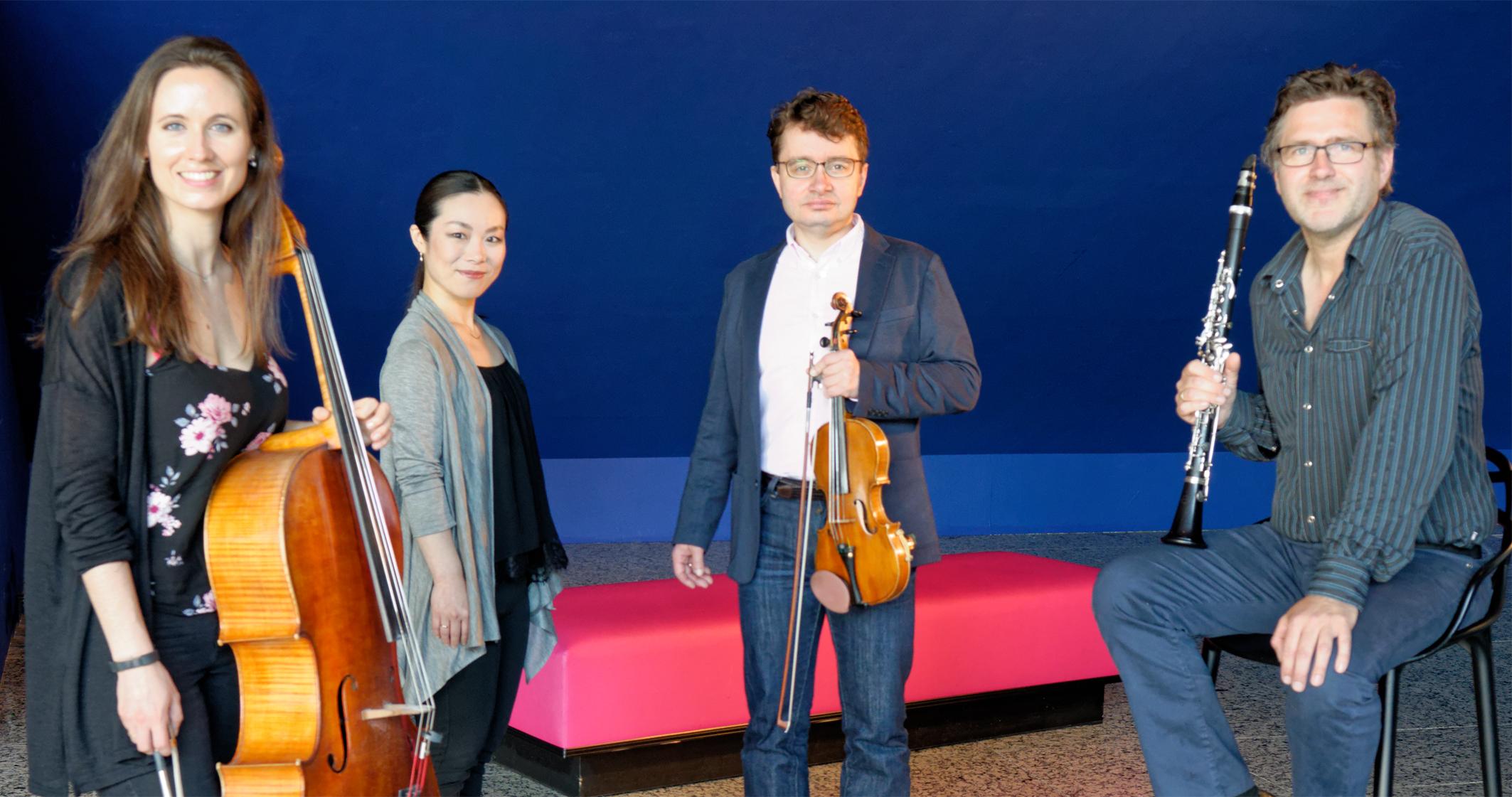 Herdenkingsconcert 4 mei: Messiaen ensemble