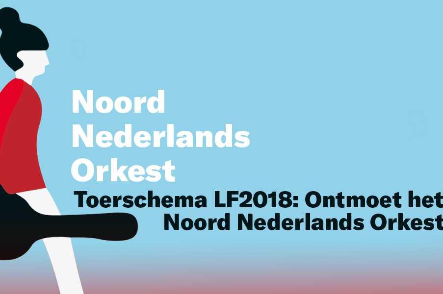 Toerschema LF2018 bekend: ontmoet het Noord Nederlands Orkest