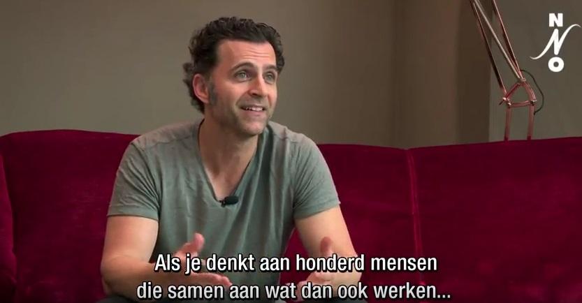 Dweezil Zappa over zijn samenwerking met het Noord Nederlands Orkest