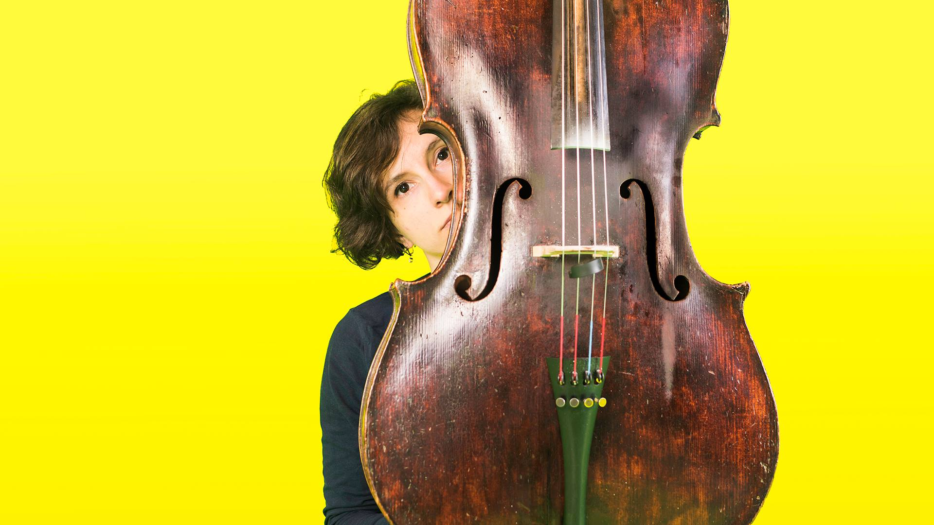 Lân fan taal, Explore the North en Noord Nederlands Orkest presenteren 'Solo'